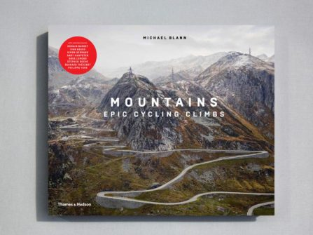 Mountains by Michal Blann front cover
