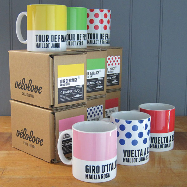 Cycling mugs