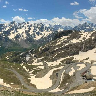 View from Galibier