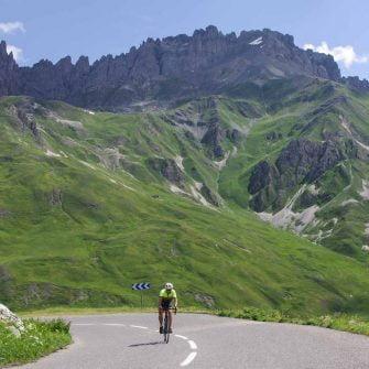 Cerces mountains, France