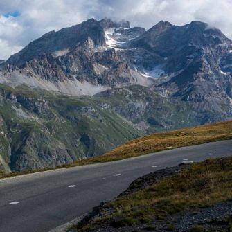 Col de l'Iseran cycling pass