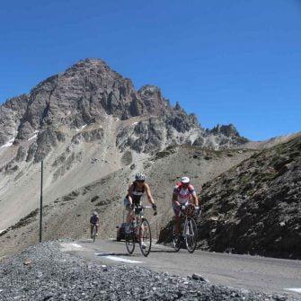 Col du Galibier summit
