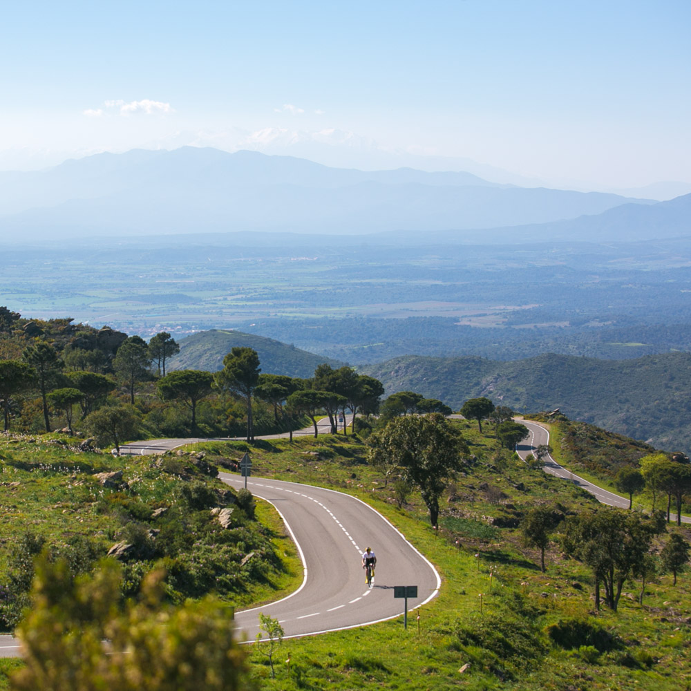 Cycling the Pyrenees, France and Spain