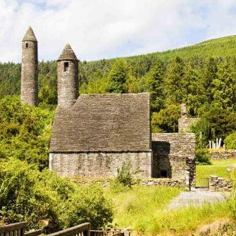 Saint Kevin's Church, Wicklow, Ireland