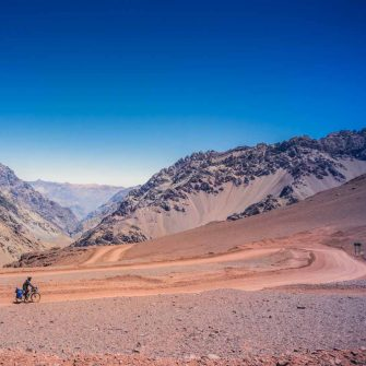 Cycling the Andes south america