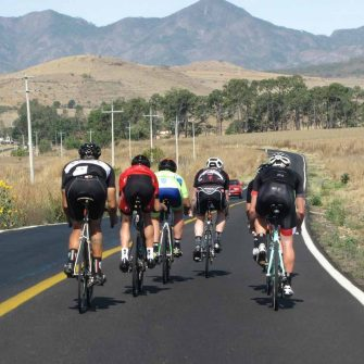 On the Vuelta a Jalisco tour with VeloGuide