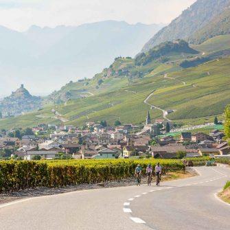 Valais region, Switzerland