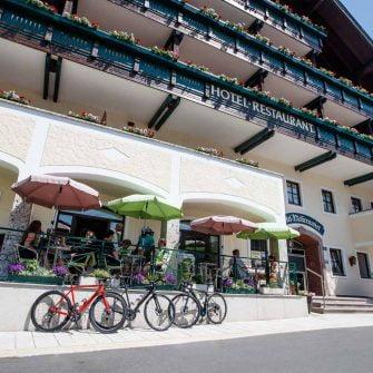 RENRAD AND TRIATHLON HOTEL Austria