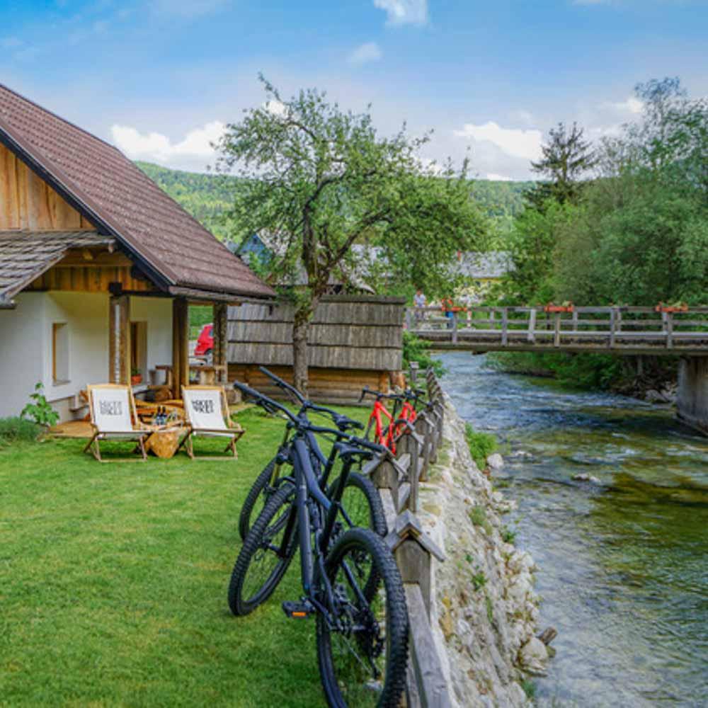 Hike Bike Slovenia