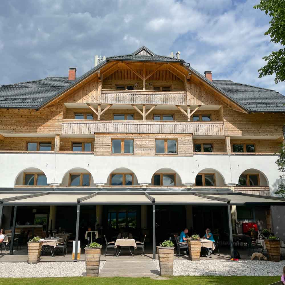 Restaurant Hotel Bohinj