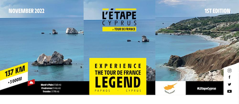 L'etape Cyprus