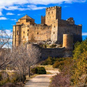 Castle in Aragon